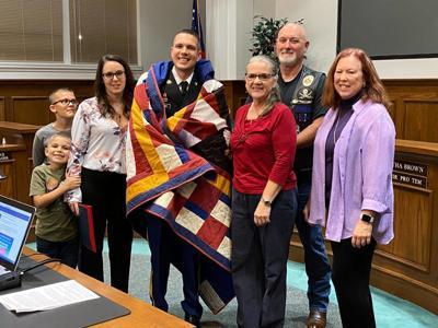 Rowlett honors highly decorated Army veteran