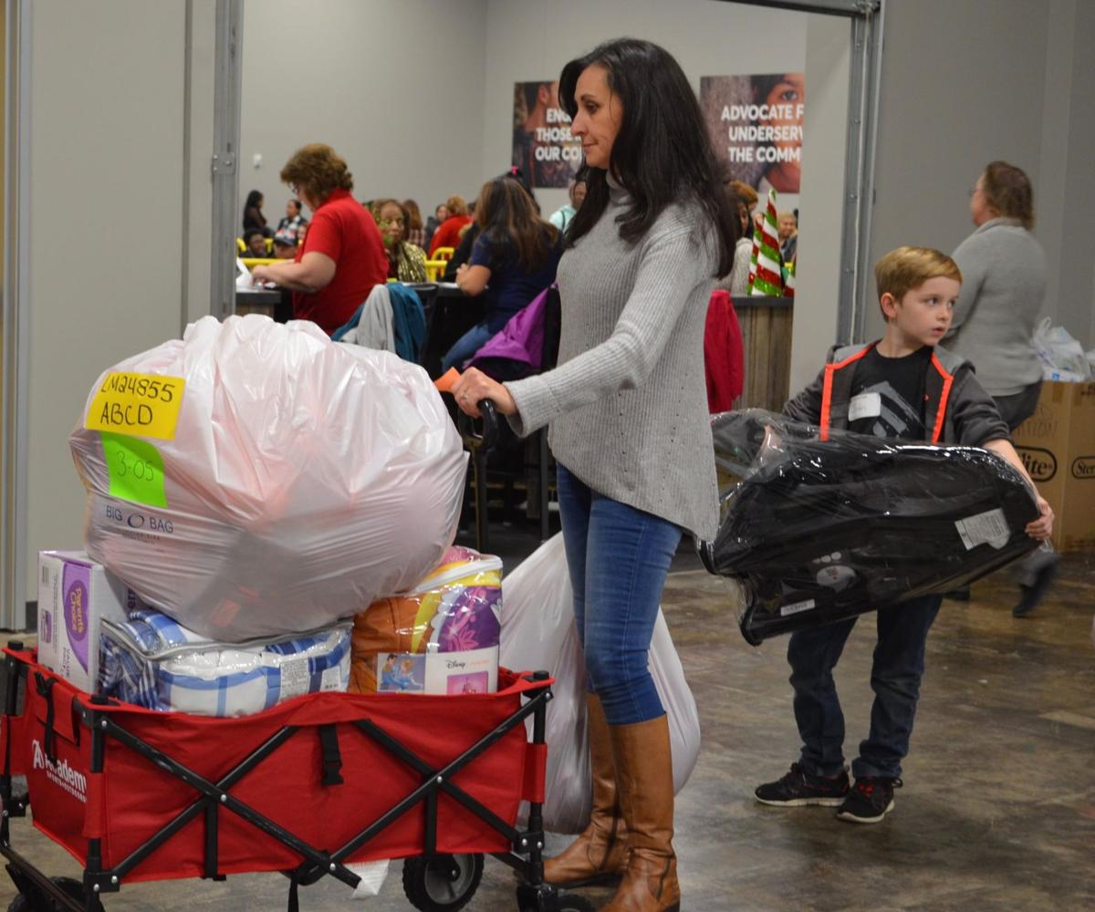 Salvation Army Gifts For Christmas: Salvation Army Angel Tree