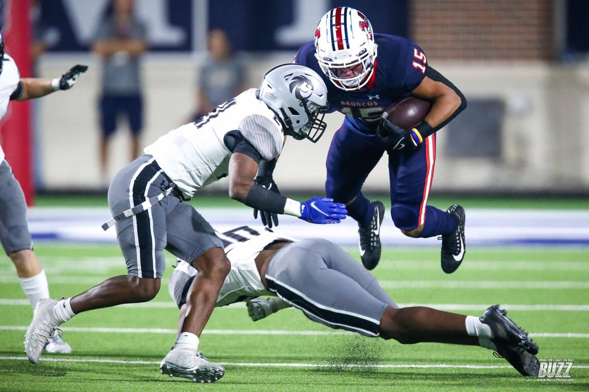 5-6A Football Roundup: Broncos can't keep pace with Guyer; Allen, Prosper pick up wins
