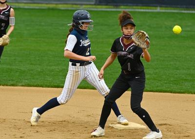 Lewisville softball