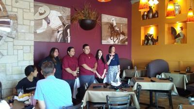 Mesquite High's winning menu item debuts at Cristina's
