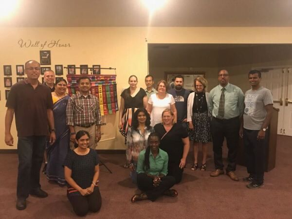 Lakeside Toastmasters lead the way to success