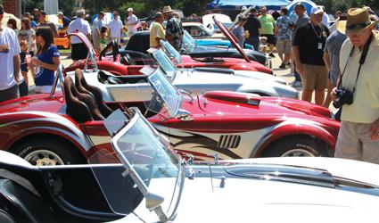 Carroll Shelby Store To Make Appearance At Plano Car Show Live And - Plano car show