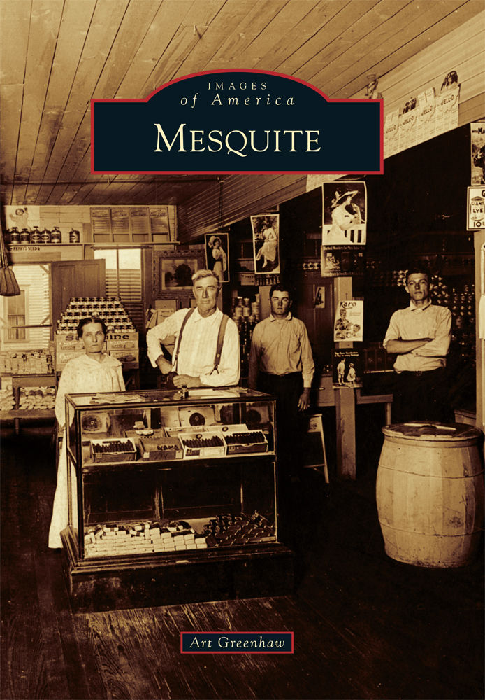 Images of Mesquite cover