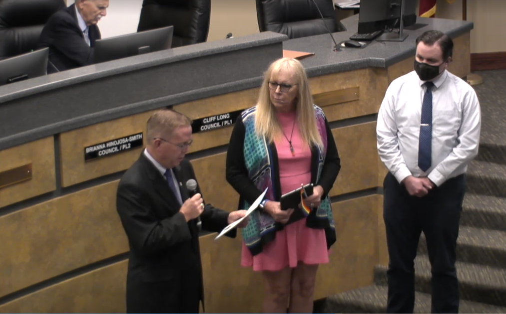 starlocalmedia.com: Coppell issues proclamations in support of diversity