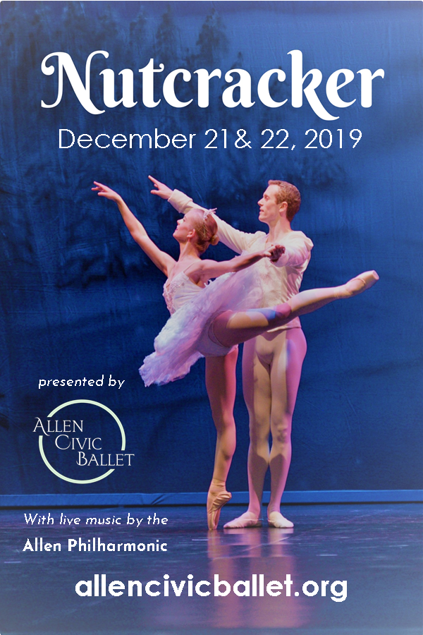 Allen Civic Ballet's The Nutcracker Ballet