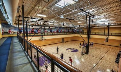 Stephen Terrell Rec Center