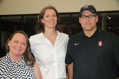 Swim Teams Coaches and Athletic Director
