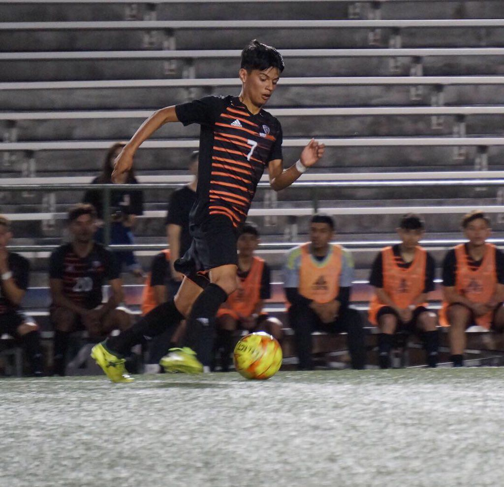 WEST MESQUITE BOYS SOCCER JUNIOR SAAVEDRA