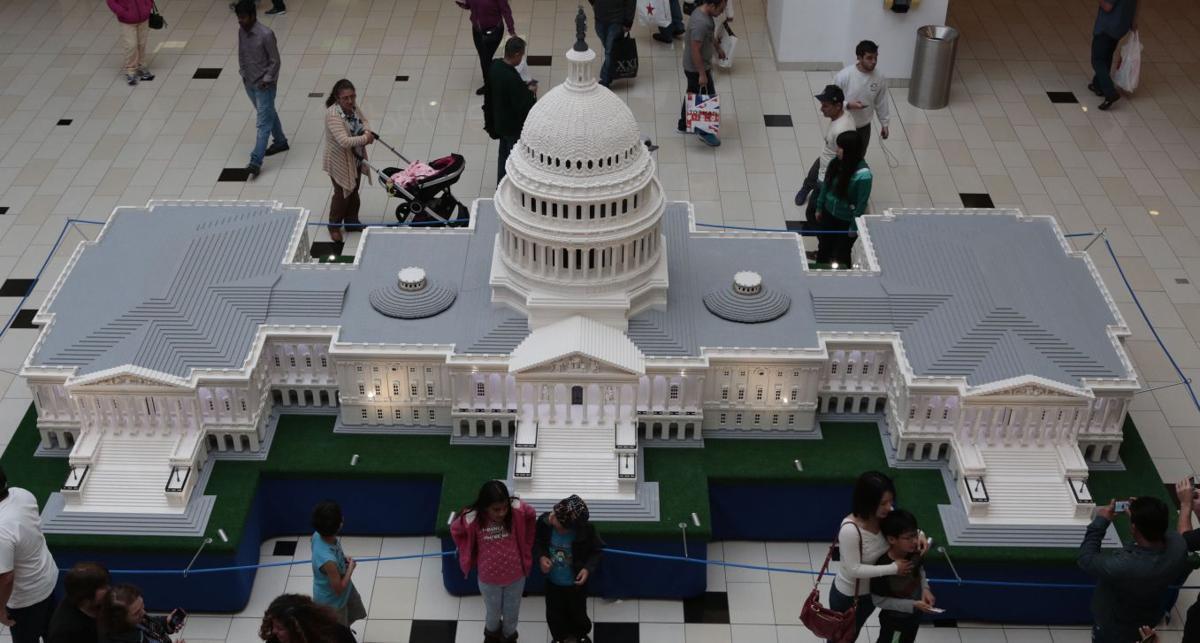 LEGO Americana Roadshow replica display coming to Stonebriar Centre ...