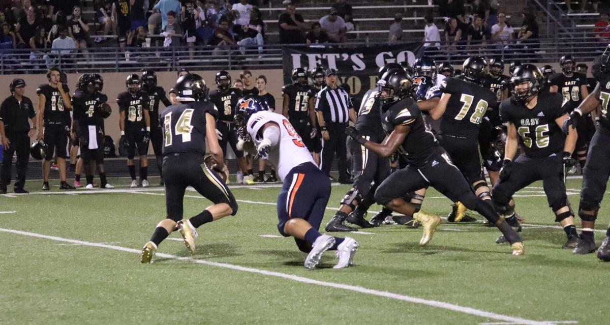 SACHSE FOOTBALL DEFENSE