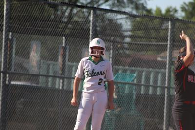 Lake Dallas Softball's Shelby Nelson