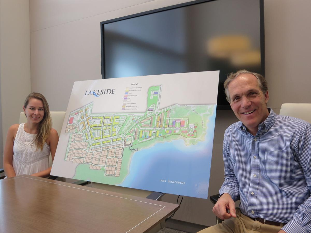 Project leaders say proximity to Grapevine Lake key to Lakeside Village