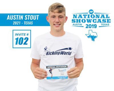 West Mesquite junior earns kicker invitation