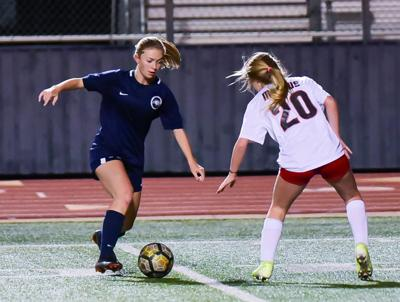 Flower Mound vs. Marcus girls soccer