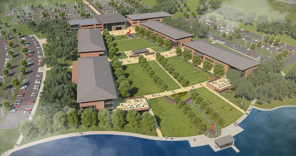Collin College awards GMP contract for Celina campus construction