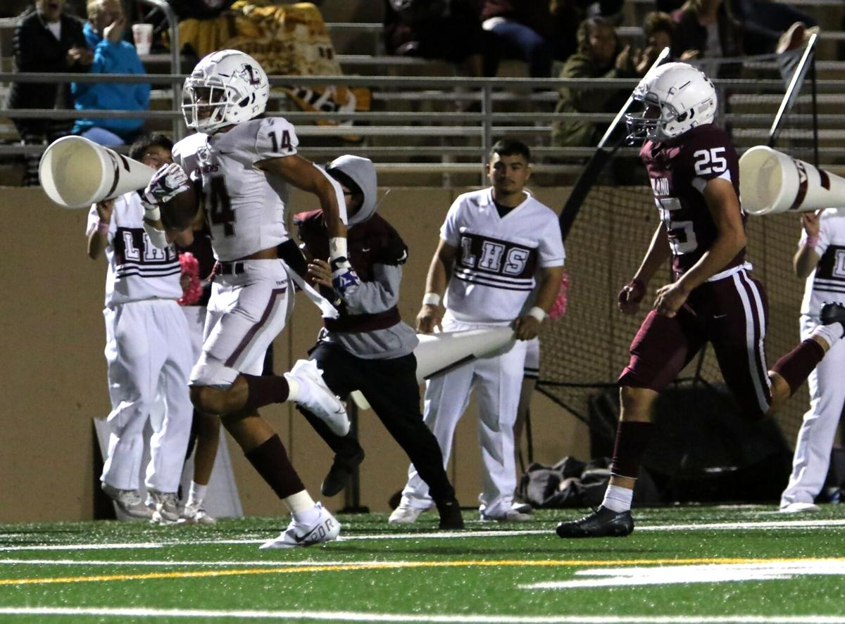Football: Farmers stay perfect; Jags hold off Plano East rally