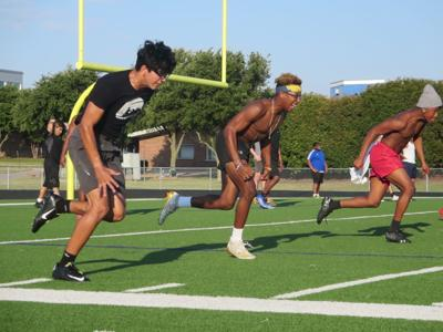 Plano West Workouts