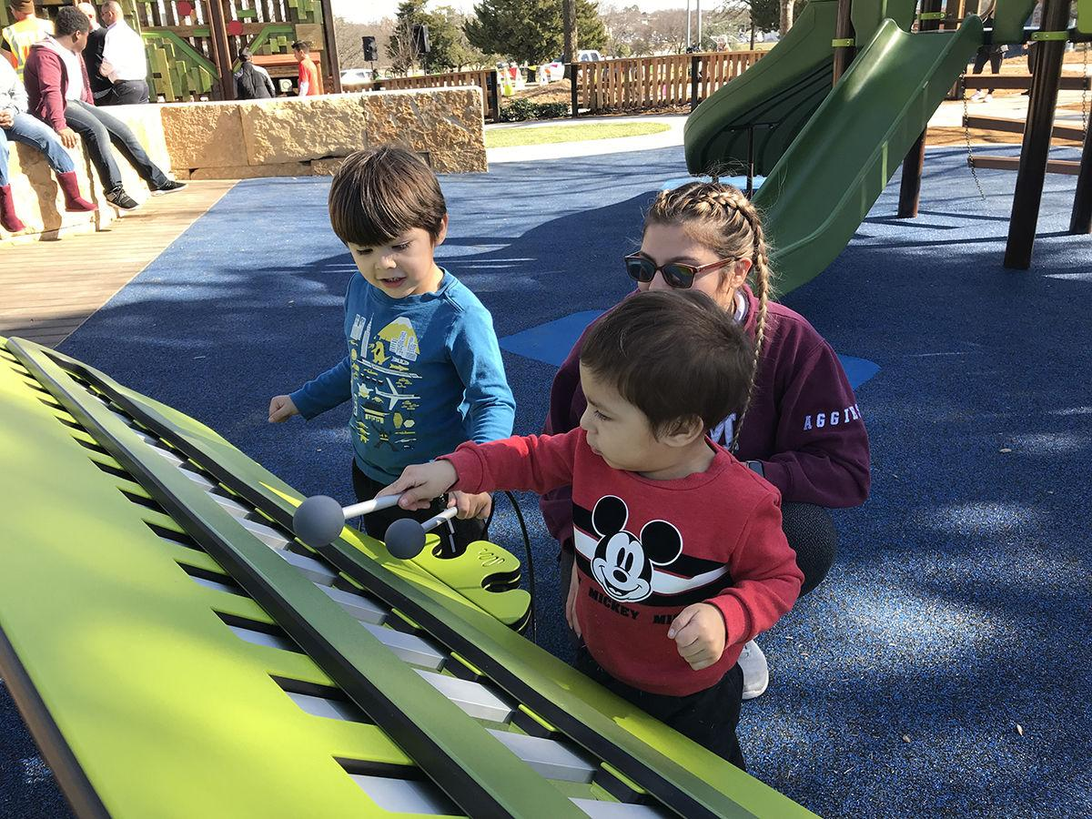 Mesquite opens new KidsQuest playground
