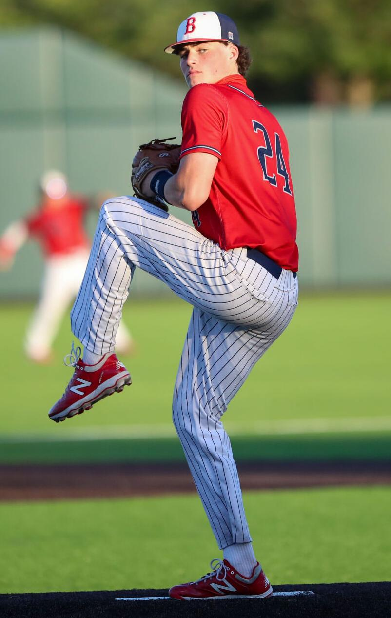 McKinney Boyd baseball