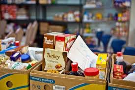 CCA food pantry
