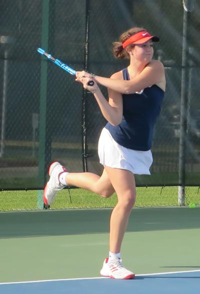 Allen Tennis Jordan Mitchell
