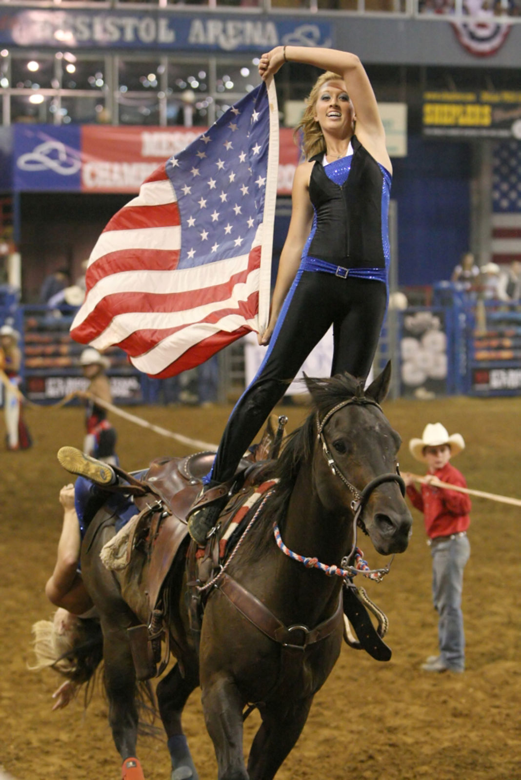 Mesquite Arena Hosts Winter Classic Rodeo News