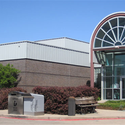Mesquite closes its library system and art center