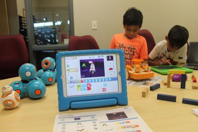 Frisco Family YMCA welcomes summer STEM robotics coding program