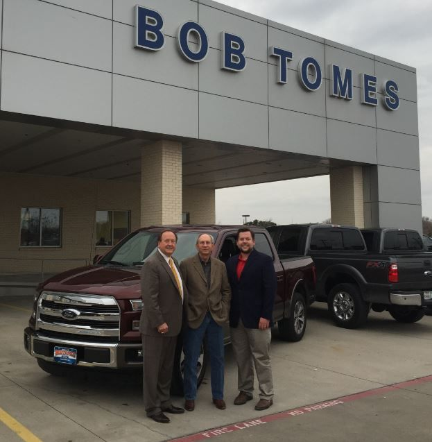 McKinney Dealership Among First Ford Dealers In Nation To