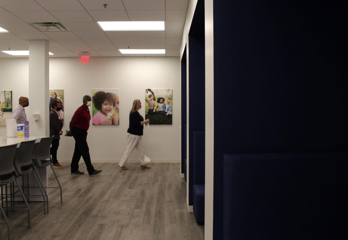 A building renovation in Collin County aims to help this organization as it serves vulnerable children