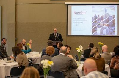 City of Rowlett and Rowlett Chamber of Commerce host 2020 Economic Development Partnership luncheon