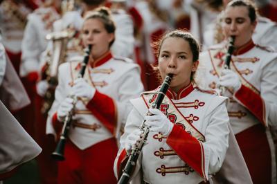 Cornhusker Marching Band