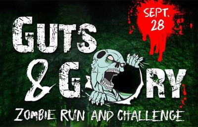 """Mesquite's """"Guts and Gory"""" Zombie Run"""
