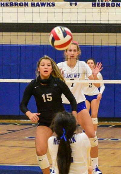 Hebron volleyball