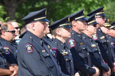 Carrollton police officers