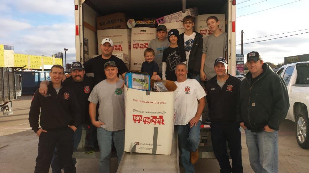 Toys For Tots Volunteer : Denton county toys for tots seeks volunteers donations
