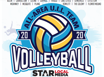 2020 All-Area Volleyball