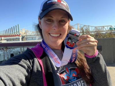 Ironwoman: Rowlett teacher completes second Ironman competition