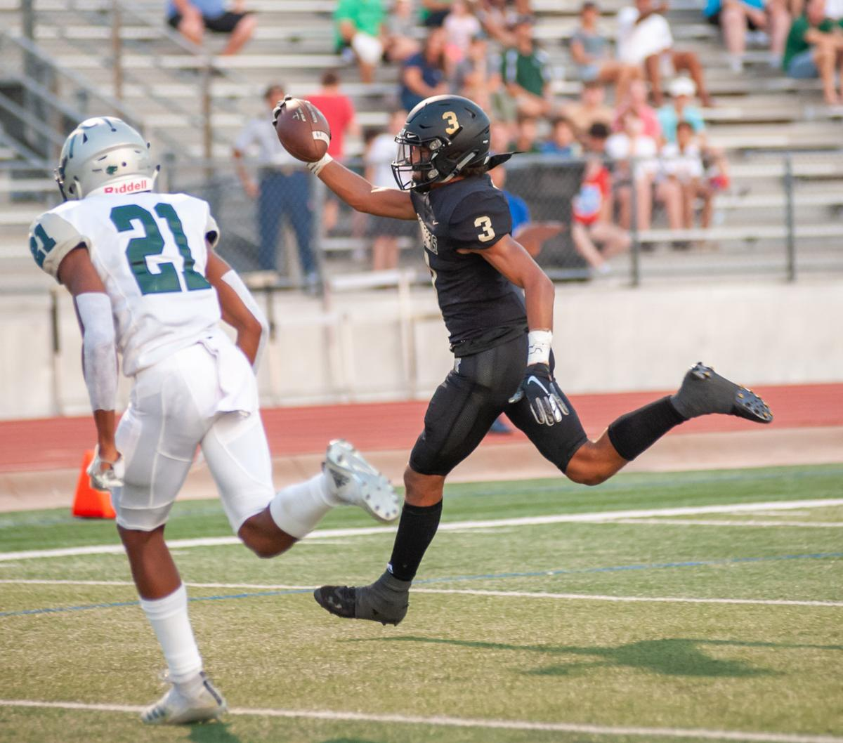 Lions lose lopsided affair to The Colony, 48-19 | Sports