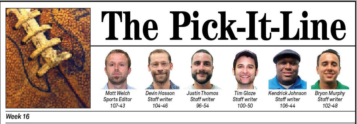 The Pick-It Line: SLM predicts state semifinal playoff winners in high school football