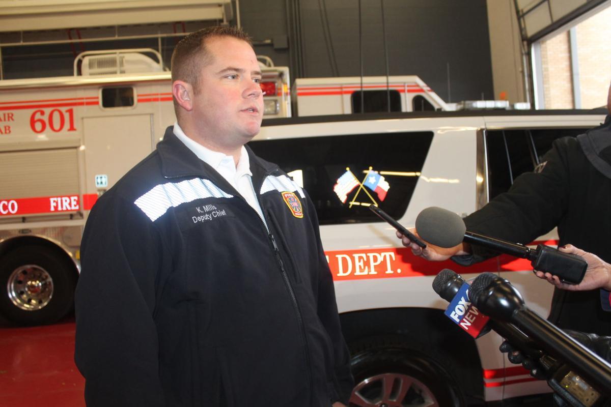 Frisco FD deputy chief leads Texas relief crews to California