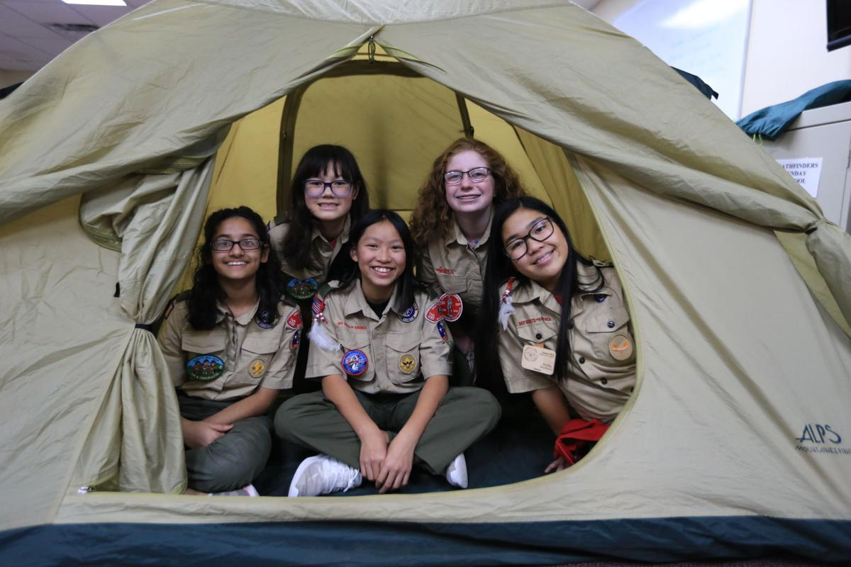 First class of female Eagle Scouts emerging