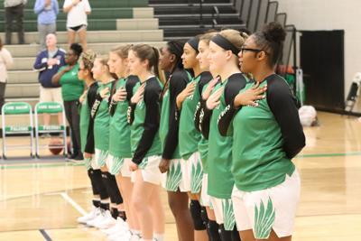 Lake Dallas girls basketball
