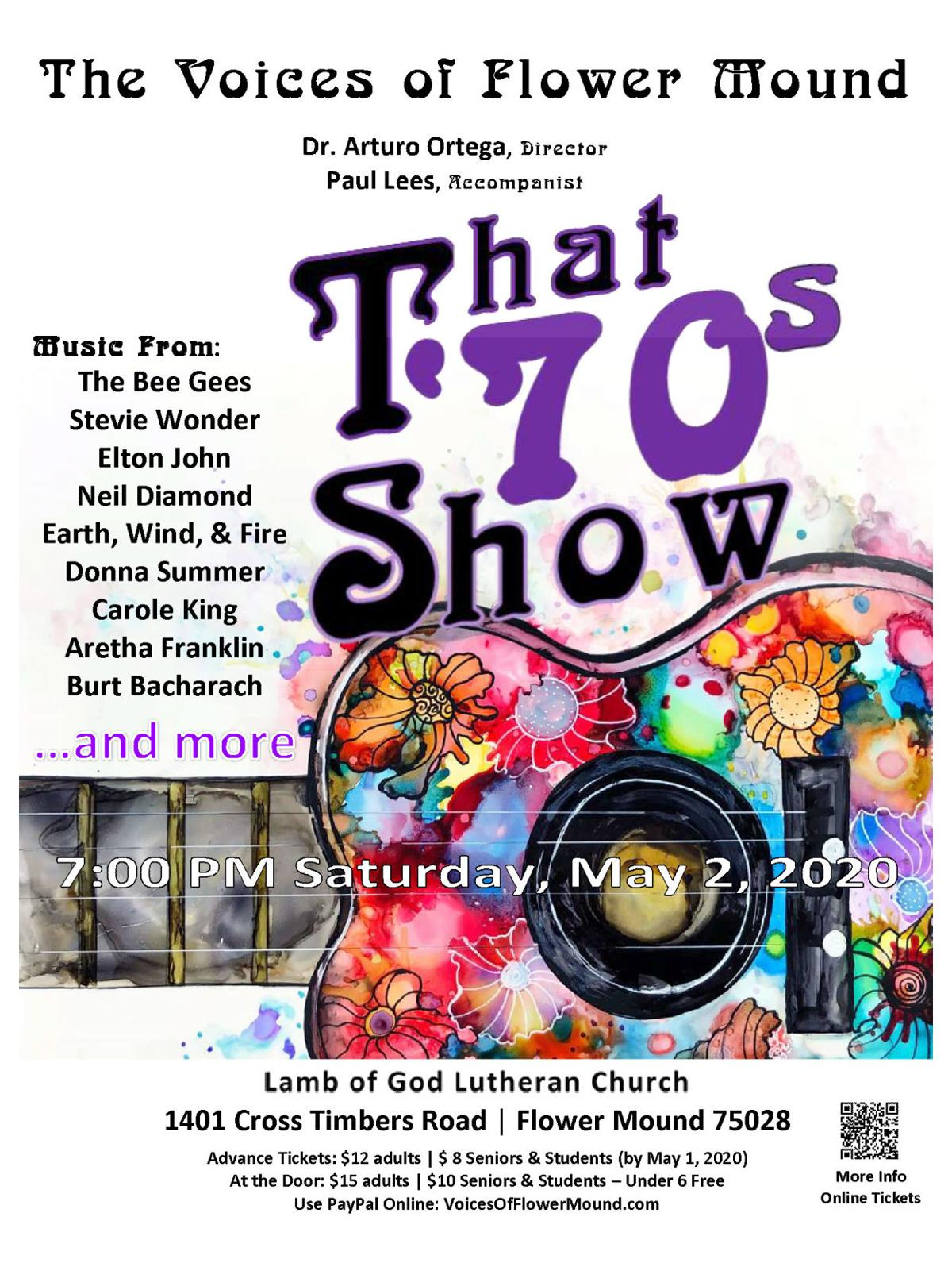 That 70s Show Flyer