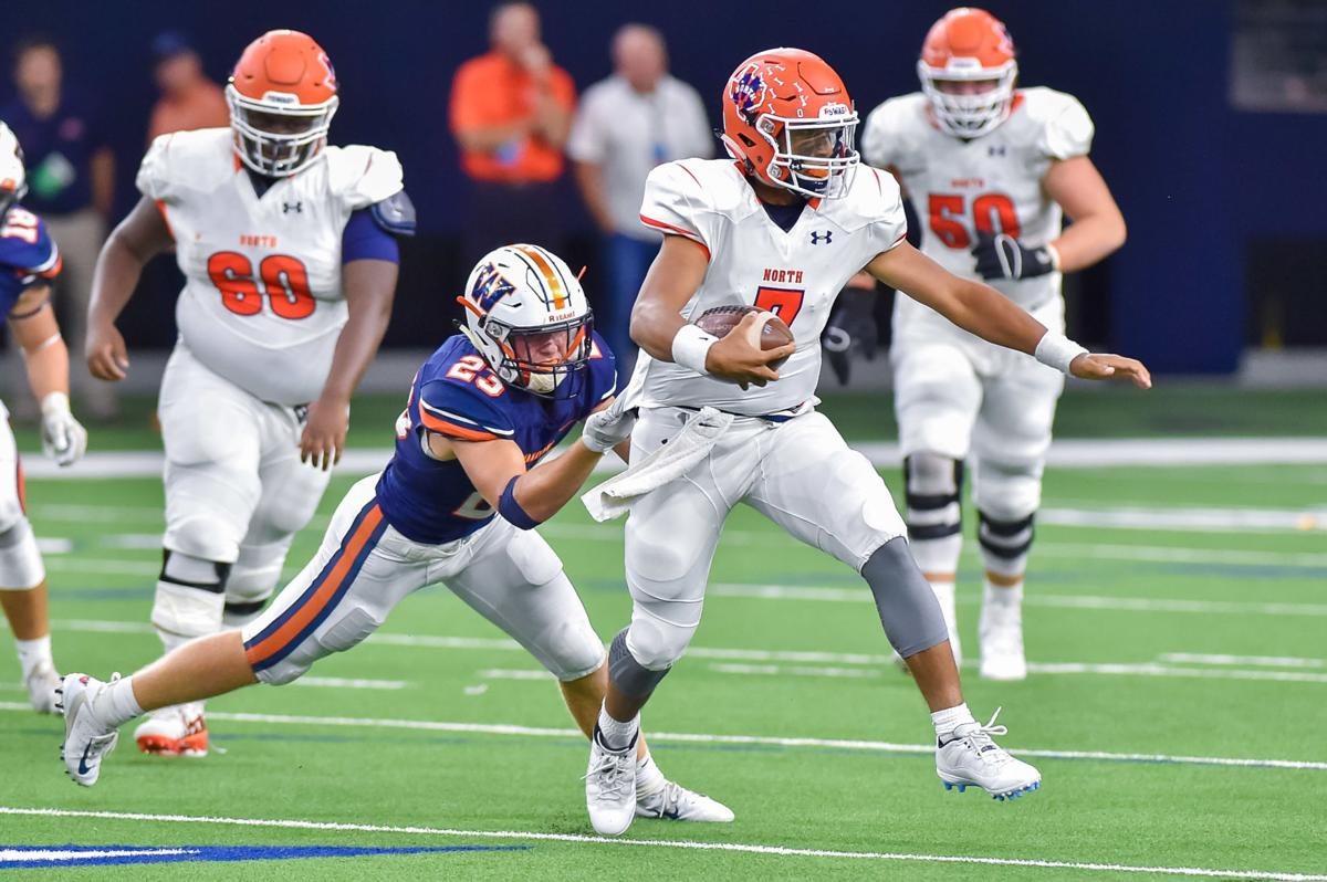 Saying goodbye to five of McKinney ISD's outstanding athletes