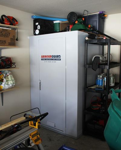 solar storm safe rooms - photo #3