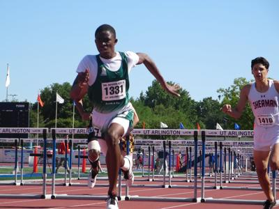 POTEET BOYS TRACK AND FIELD KENDRICK SMALLWOOD