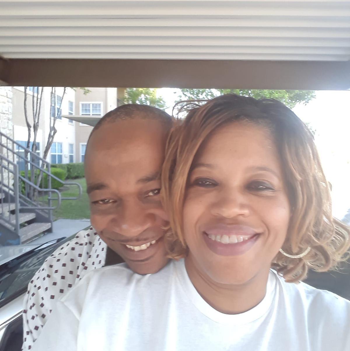 Sonya Duckett and husband Anthony Duckett