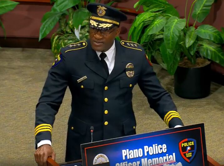 Plano Police Department observes Peace Officer Memorial Day during ceremony